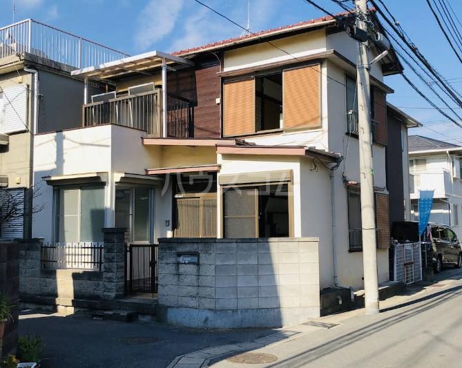 松戸市栄町8丁目邸宅外観写真