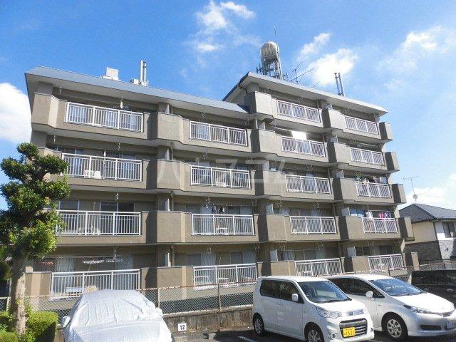 渋谷コート2号館 402号室の外観