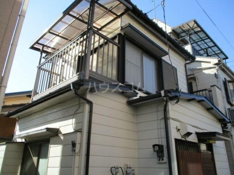 富士見市貸家外観写真