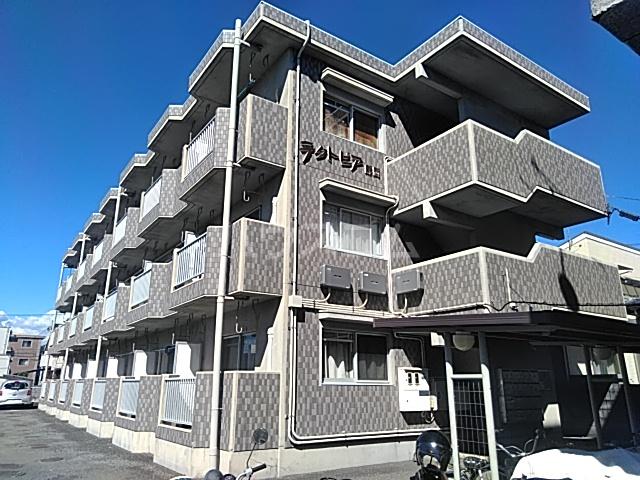 テクトピア静岡外観写真