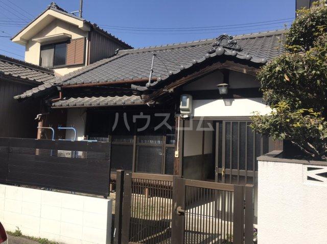 昭和町貸家外観写真