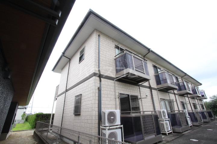 オリーブ・ハウスHIDAKA 103号室の外観