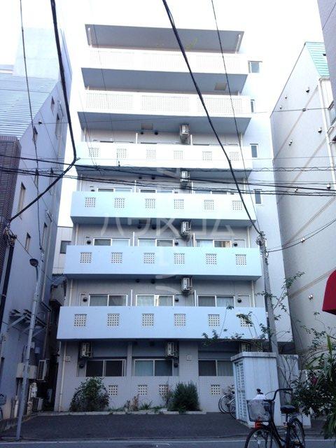 メゾン桐生 502号室の外観