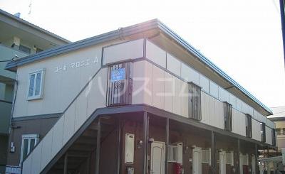 コーポマロニエA棟 101号室の外観