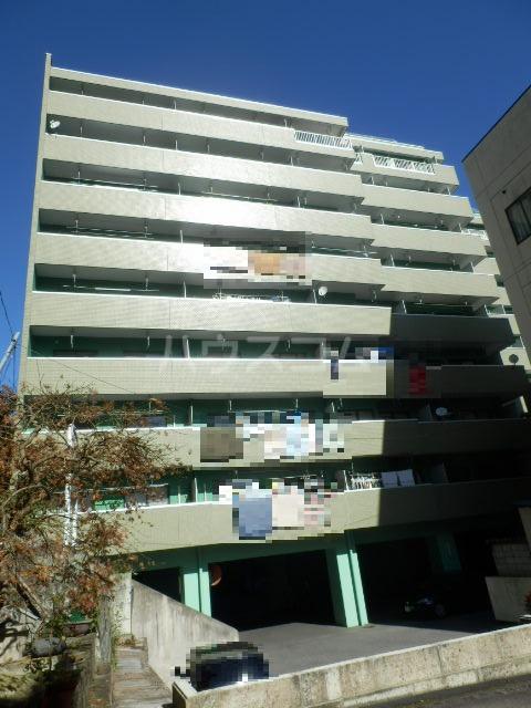 セントラルグリーンマンション外観写真