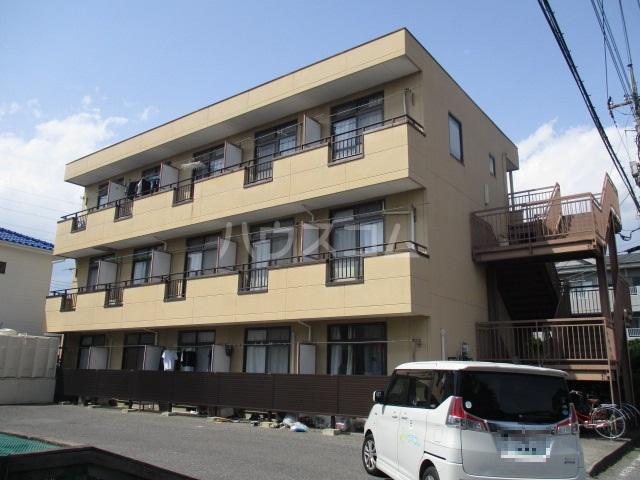 コーポ中村Ⅲ 111号室の外観