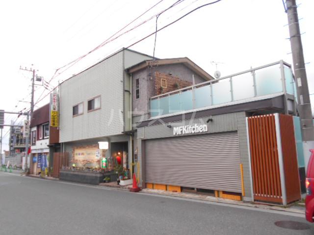 (有)山田商事 貸店舗外観写真
