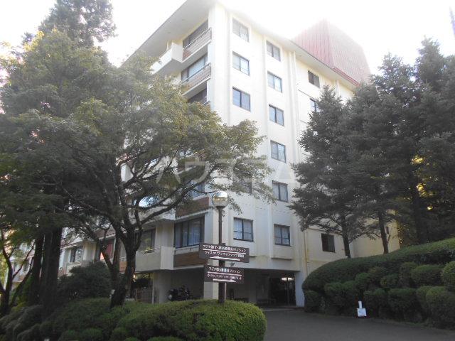フジタ第六箱根山マンション外観写真