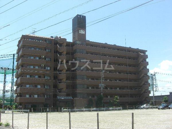 ライオンズマンション南橋本外観写真