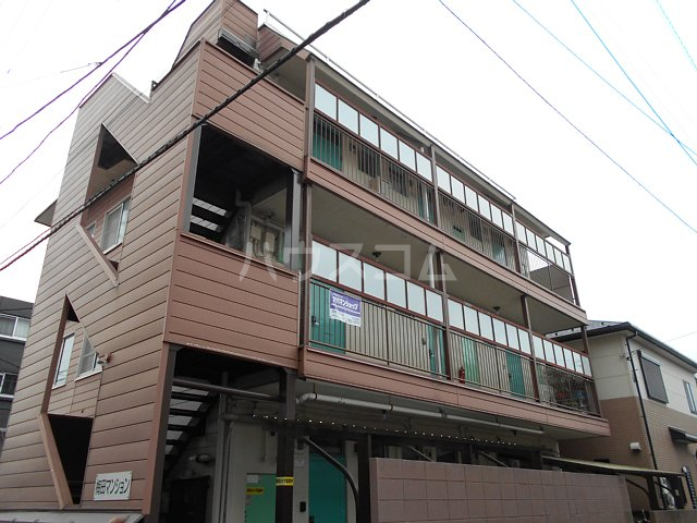 梅田マンション外観写真