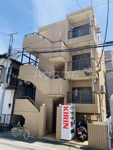 インベストメント富士見外観写真