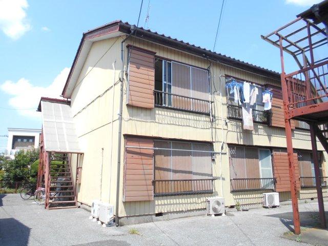 第2石川コ-ポ外観写真
