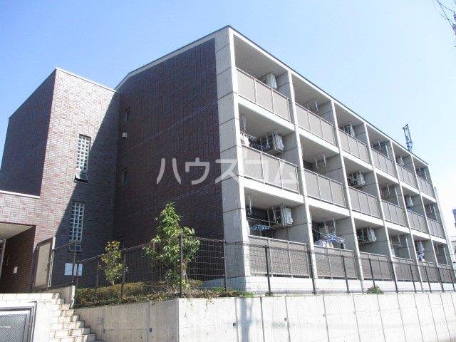 さぎぬま山荘A棟外観写真