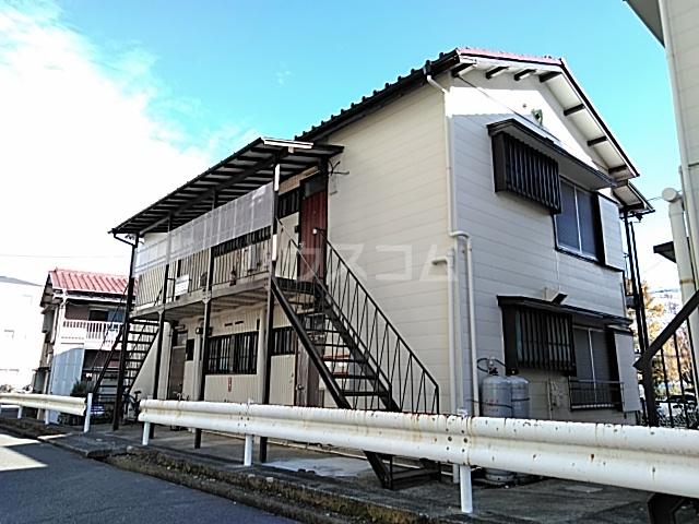 タウンハウス荏田第3外観写真