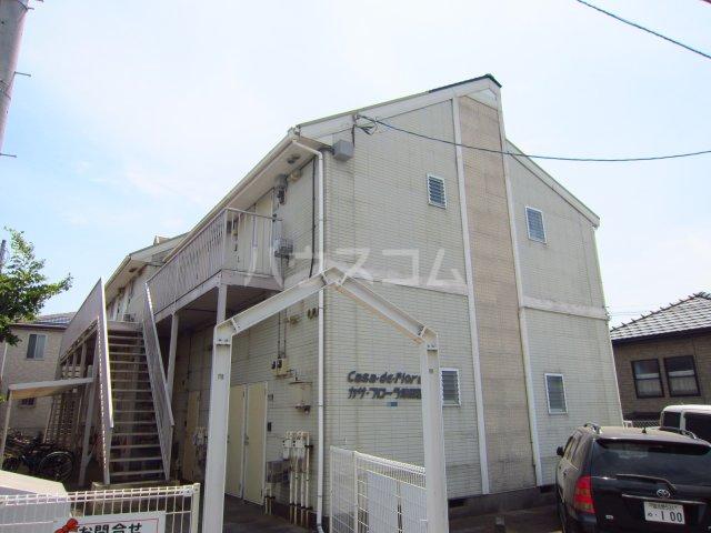 カサフローラ津田沼 104号室の外観