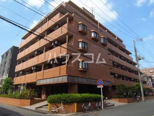 ライオンズマンション武蔵新城第5外観写真