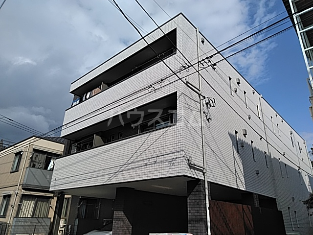 エミール武蔵小杉外観写真