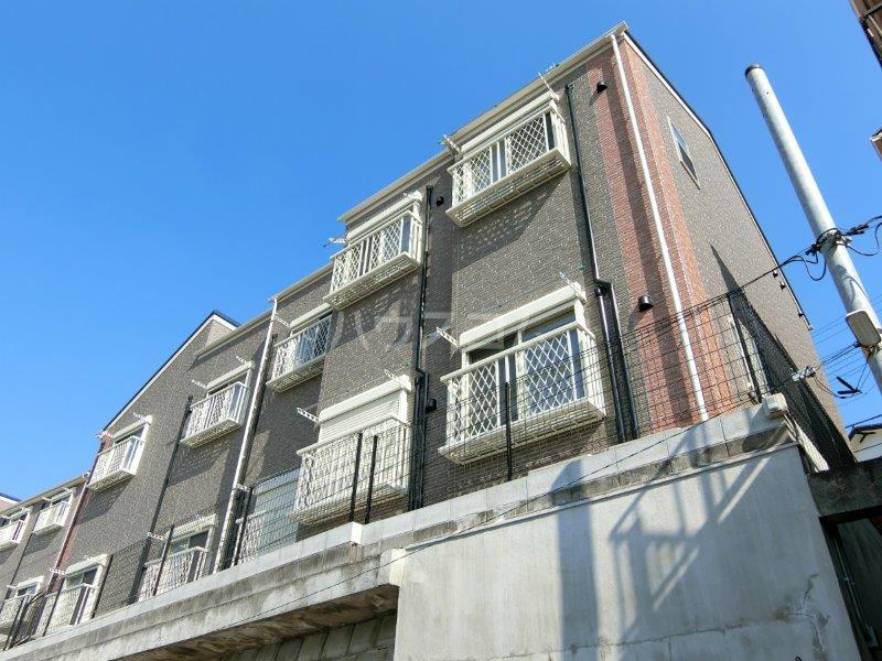 ハーミットクラブハウス・ハンプトンコート星川 103号室の外観