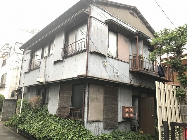 石井アパート1号棟外観写真