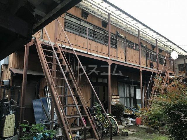 石井アパート2号棟外観写真