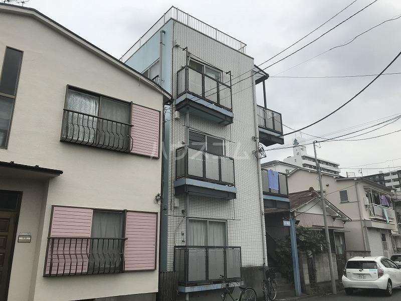 ピアサイド横浜外観写真