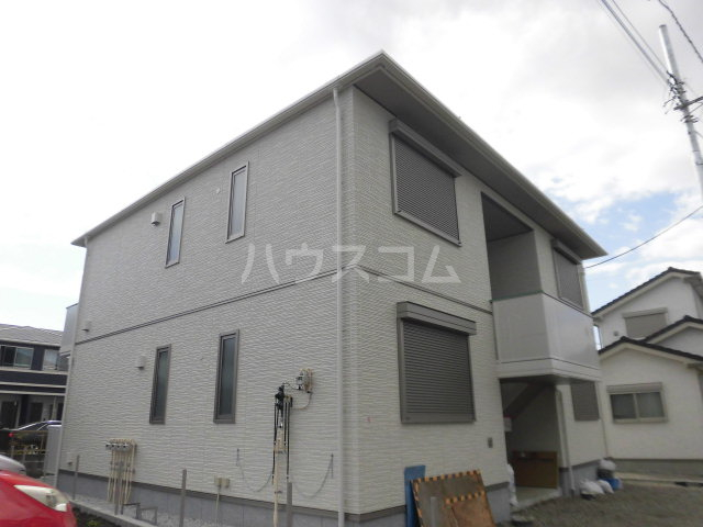 アメニティー藤沢市亀井野新築アパート外観写真
