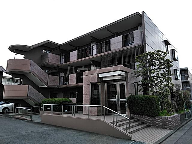 クレセール中田北 302号室の外観