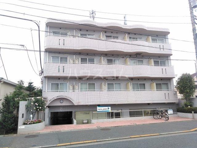小金井本町オリエントプラザ外観写真