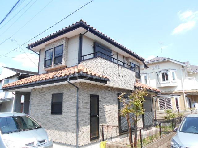 本町田一戸建住宅外観写真