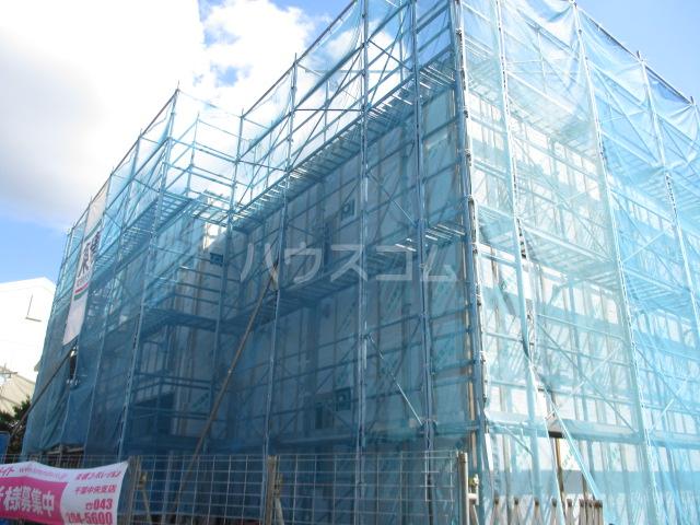 千葉市中央区矢作町新築アパート外観写真