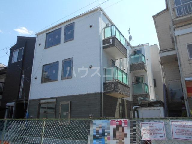 BONDS松島4丁目共同住宅外観写真