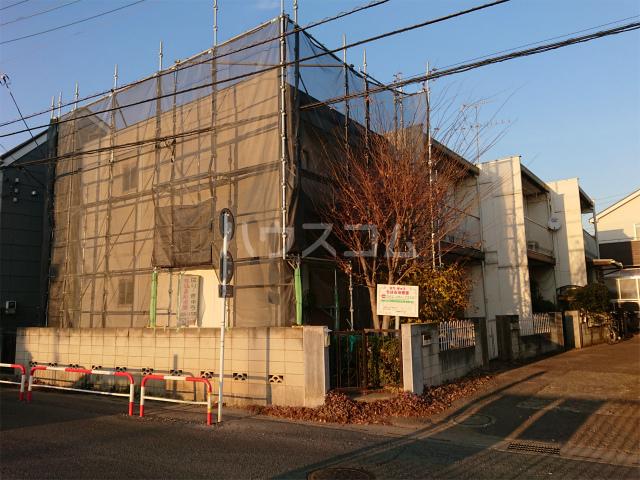 新堀1丁目2LDKテラスハウス貸家外観写真