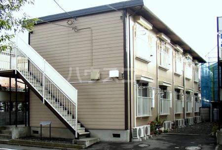 パークサイドハウスA 106号室の外観