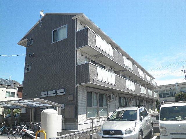 エテルノ渋川外観写真