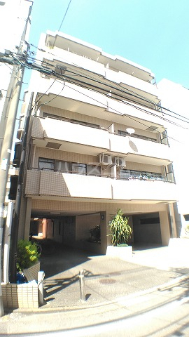 グレイスコート京王多摩川 203号室の外観