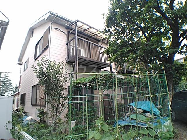 ハイツKAWASAKI外観写真