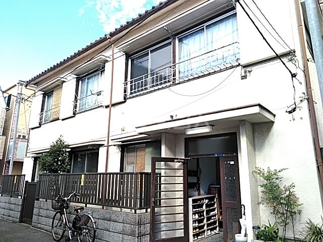 須田荘外観写真