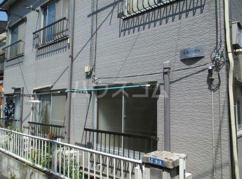 豊島ハウス 201号室の外観