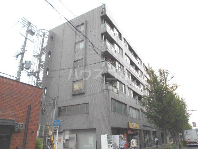 レトロマンションⅢ外観写真