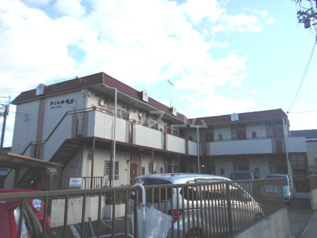 プラミーハイツ B棟外観写真