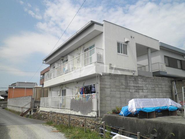 三井ハイツ 2番館外観写真