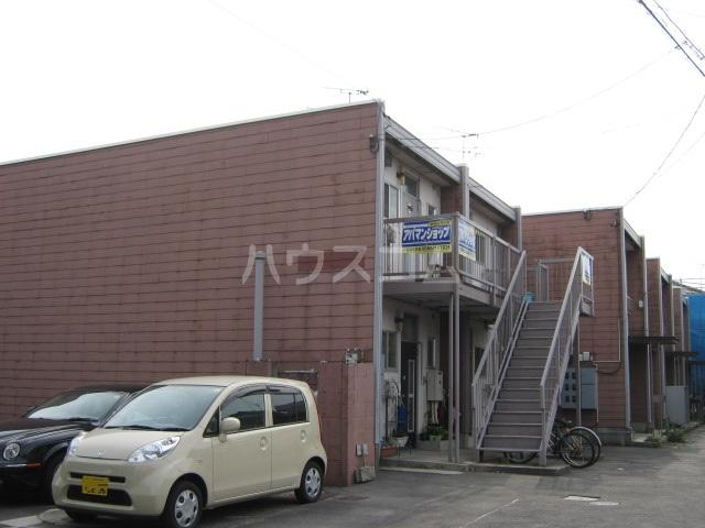 新神戸コーポ外観写真
