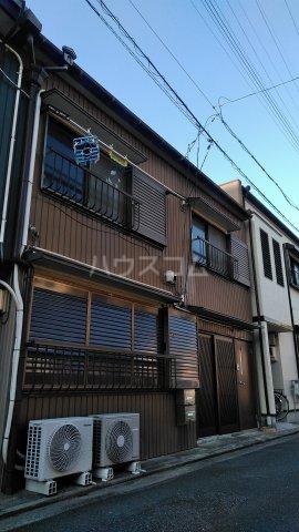 鈴木アパート E号室の外観