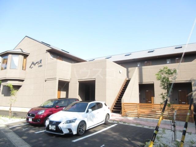 セザンヌ小坂井 106号室の外観