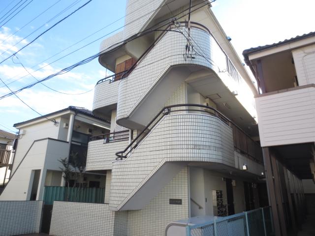 シャトレ尾山台 203号室の外観