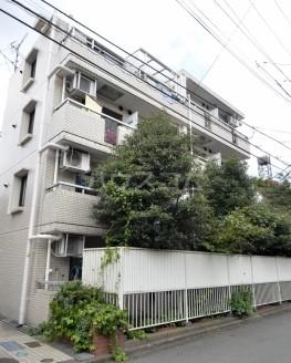 シティコア上野毛外観写真