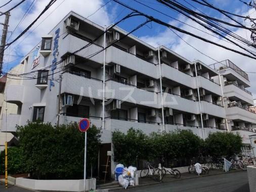 スカイコート武蔵小杉第4外観写真