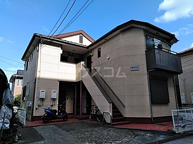 新吉田コートⅠ外観写真