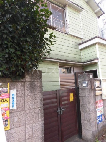 西島荘 1号室の外観