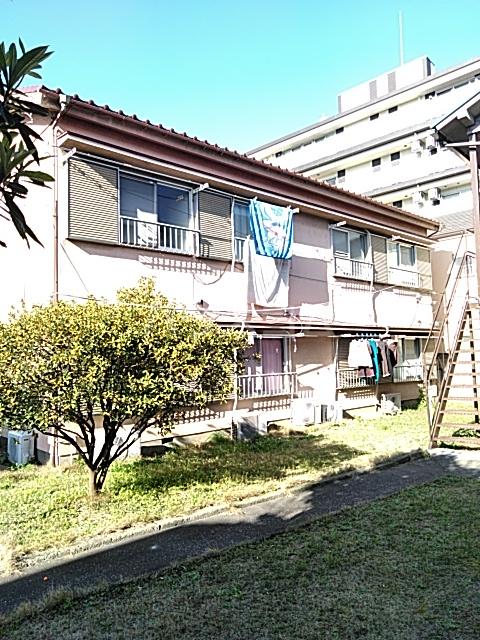 小崎アパート 3号棟外観写真